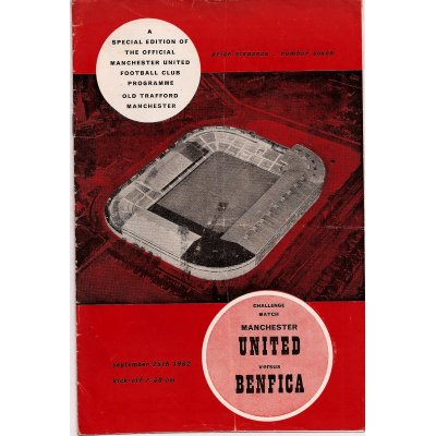 Benfica<br>25/09/62