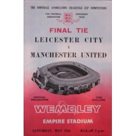 Leicester City<br>25/05/63