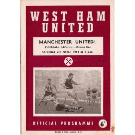 West Ham United<br>07/03/64