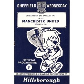 Sheffield Wednesday<br>29/01/66