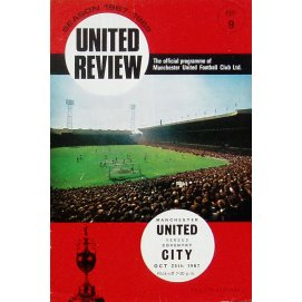Coventry City<br>25/10/67