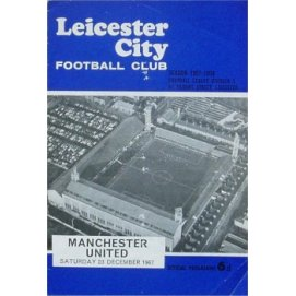 Leicester City<br>23/12/67