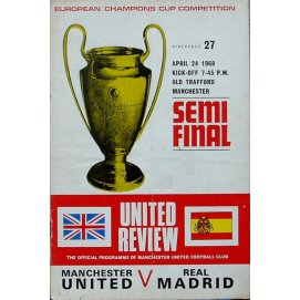 Real Madrid<br>24/04/68