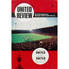 Newcastle United<br>04/05/68