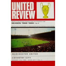 Coventry City<br>21/08/68