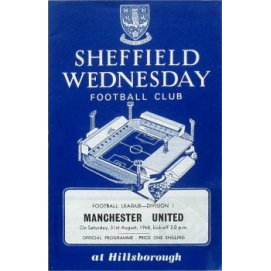 Sheffield Wednesday<br>31/08/68