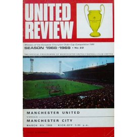 Manchester City<br>08/03/69
