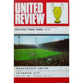 Leicester City<br>17/05/69