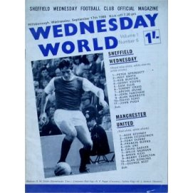 Sheffield Wednesday<br>17/09/69