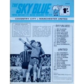 Coventry City<br>08/11/69
