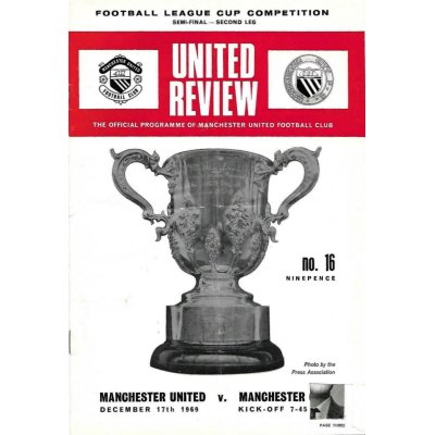 Manchester City<br>17/12/69