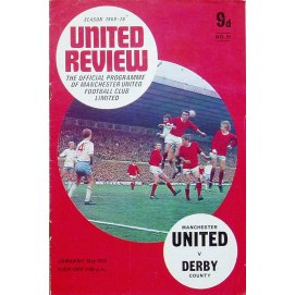 Derby County<br>31/01/70