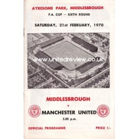 Middlesbrough<br>21/02/70