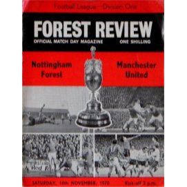 Nottingham Forest<br>14/11/70