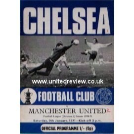 Chelsea<br>09/01/71