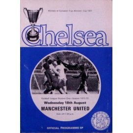Chelsea<br>18/08/71