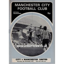 Manchester City<br>06/11/71