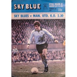 Coventry City<br>02/02/74
