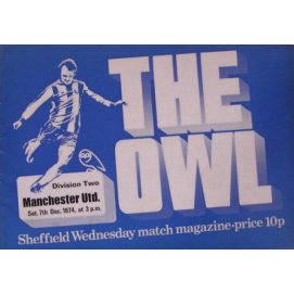 Sheffield Wednesday<br>07/12/74