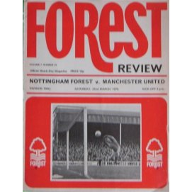 Nottingham Forest<br>22/03/75