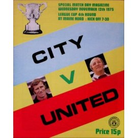 Manchester City<br>12/11/75