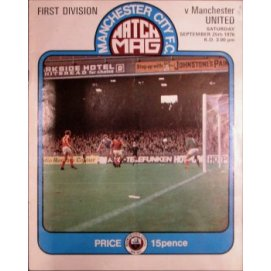 Manchester City<br>25/09/76