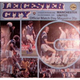 Leicester City<br>20/11/76