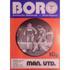 Middlesbrough<br>26/04/77
