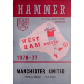 West Ham United<br>16/05/77