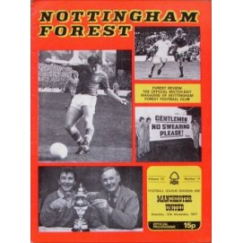 Nottingham Forest<br>12/11/77