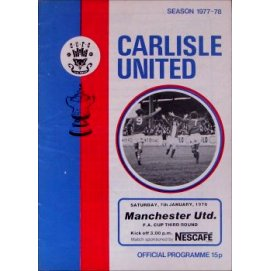Carlisle United<br>07/01/78