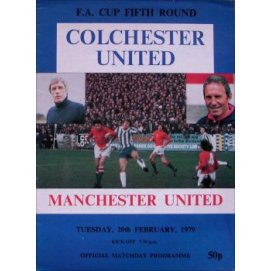 Colchester United<br>20/02/79