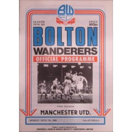 Bolton Wanderers<br>07/04/80