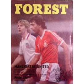 Nottingham Forest<br>24/01/81