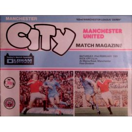 Manchester City<br>21/02/81
