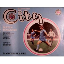 Manchester City<br>10/10/81