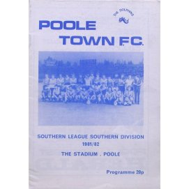 Poole Town<br>11/11/81