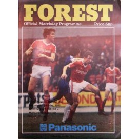 Nottingham Forest<br>05/05/82