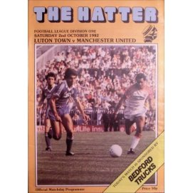 Luton Town<br>02/10/82