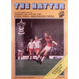 Luton Town<br>29/01/83