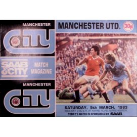 Manchester City<br>05/03/83