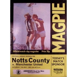 Notts County<br>14/05/83