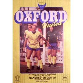 Oxford United<br>30/11/83