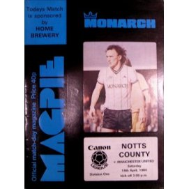 Notts County<br>14/04/84