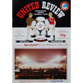 Dundee United<br>28/11/84
