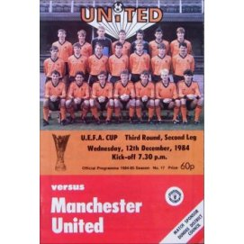 Dundee United<br>12/12/84
