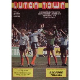 Luton Town<br>21/04/85