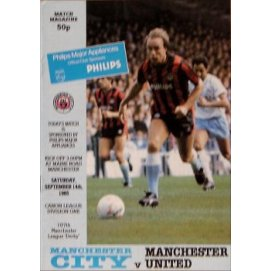 Manchester City<br>14/09/85
