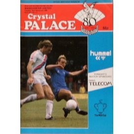 Crystal Palace<br>24/09/85