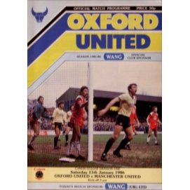Oxford United<br>11/01/86